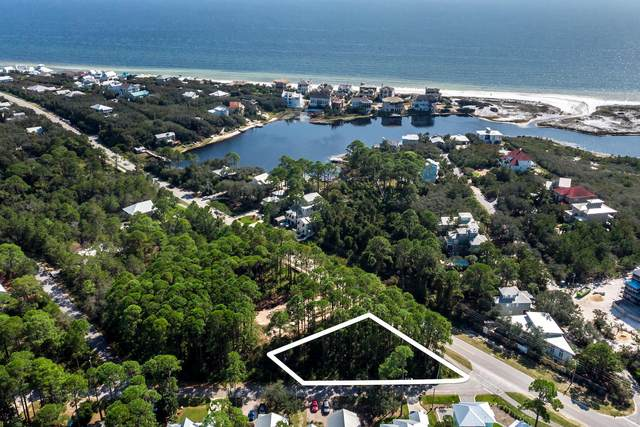10 Sunrise Circle, Santa Rosa Beach, FL 32459 (MLS #856124) :: Corcoran Reverie
