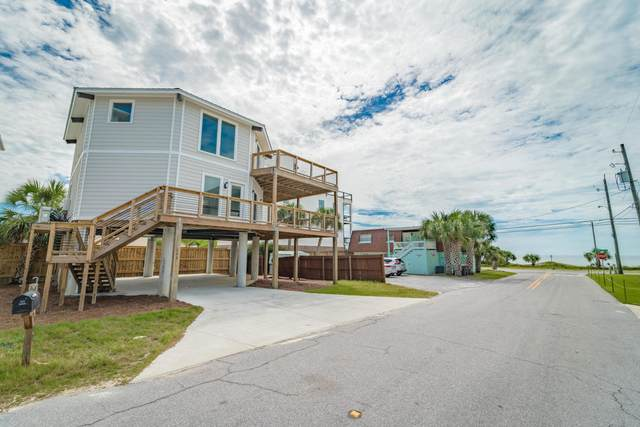 102 E Lakeshore Drive, Panama City Beach, FL 32413 (MLS #856206) :: Berkshire Hathaway HomeServices PenFed Realty