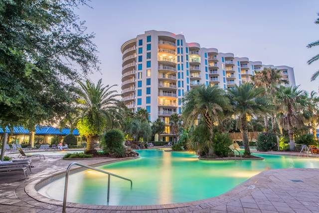 4203 Indian Bayou Trail Unit 11002, Destin, FL 32541 (MLS #856243) :: Berkshire Hathaway HomeServices Beach Properties of Florida