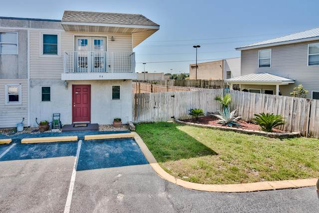 734 Legion Drive Unit 94, Destin, FL 32541 (MLS #856255) :: Berkshire Hathaway HomeServices PenFed Realty