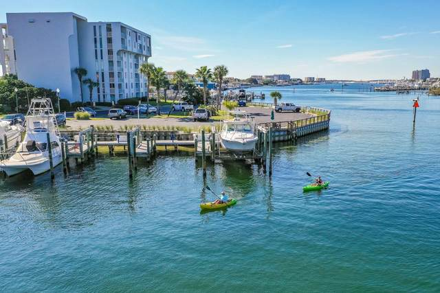 30 Moreno Point Road Unit 301B, Destin, FL 32541 (MLS #856260) :: Berkshire Hathaway HomeServices Beach Properties of Florida