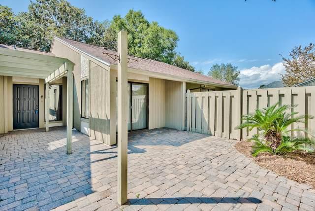 900 Bay Drive Unit 47, Niceville, FL 32578 (MLS #856281) :: EXIT Sands Realty