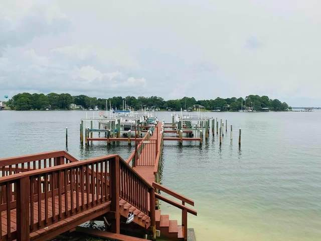 5 Laguna Street Unit 201, Fort Walton Beach, FL 32548 (MLS #856302) :: Scenic Sotheby's International Realty