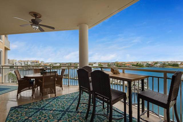 662 Harbor Boulevard #440, Destin, FL 32541 (MLS #856313) :: Berkshire Hathaway HomeServices PenFed Realty