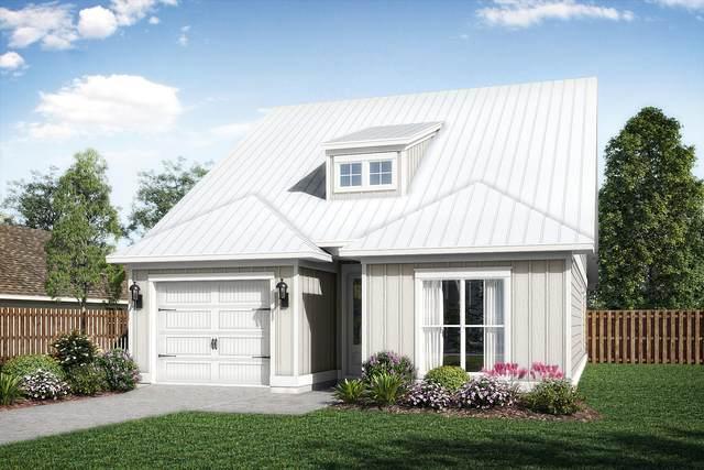 8 Bayou Edge Landing, Santa Rosa Beach, FL 32459 (MLS #856317) :: Berkshire Hathaway HomeServices Beach Properties of Florida