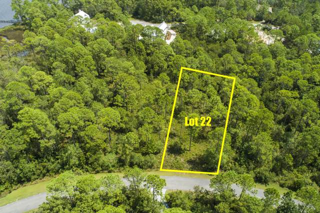 Lot 22 Bay Trace, Santa Rosa Beach, FL 32459 (MLS #856324) :: The Premier Property Group