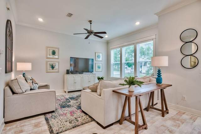 36 York Lane Unit B, Inlet Beach, FL 32461 (MLS #856341) :: The Premier Property Group