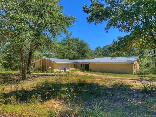 86 Peacock Road, Defuniak Springs, FL 32433 (MLS #856355) :: Berkshire Hathaway HomeServices Beach Properties of Florida