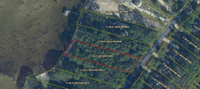 Lot 3 Driftwood Point Road, Santa Rosa Beach, FL 32459 (MLS #856356) :: Berkshire Hathaway HomeServices Beach Properties of Florida