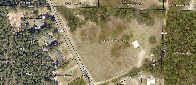 5615 Buckward Road, Baker, FL 32531 (MLS #856513) :: EXIT Sands Realty