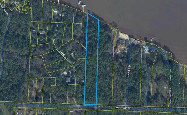 XX Chat Holly Road, Santa Rosa Beach, FL 32459 (MLS #856595) :: Better Homes & Gardens Real Estate Emerald Coast