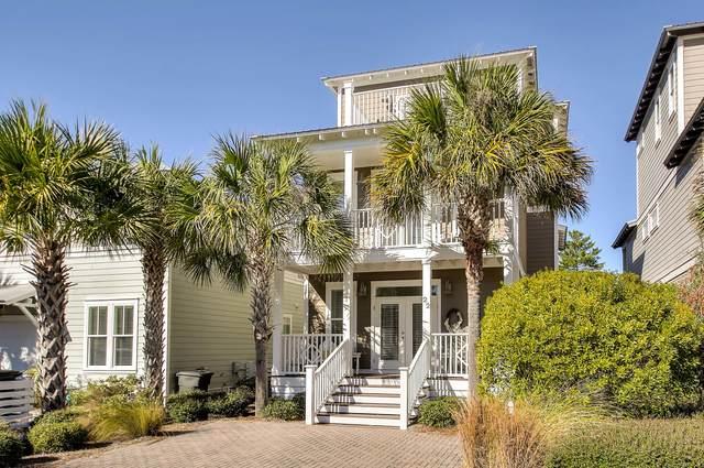 22 Moonlight Beach Lane, Inlet Beach, FL 32461 (MLS #856668) :: Vacasa Real Estate
