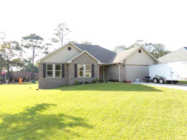 5988 Claybourne Cove, Crestview, FL 32536 (MLS #856679) :: The Ryan Group