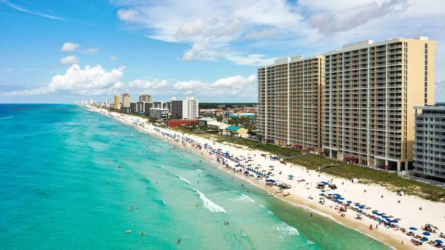 10901 Front Beach Road #1805, Panama City Beach, FL 32407 (MLS #856689) :: 30a Beach Homes For Sale