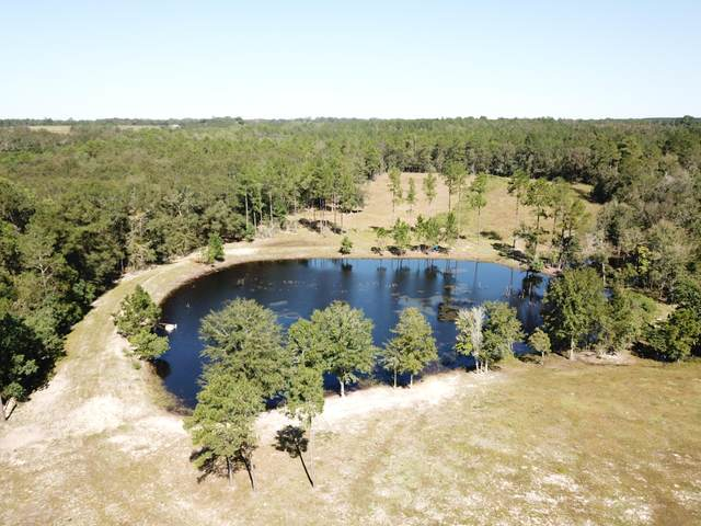 2605 County Hwy 2, Laurel Hill, FL 32567 (MLS #856800) :: Luxury Properties on 30A