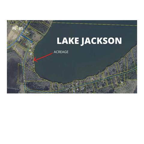 TBD Lake Road, Laurel Hill, FL 32567 (MLS #856885) :: Keller Williams Realty Emerald Coast
