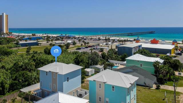 621 Lyndell Lane A, Panama City Beach, FL 32407 (MLS #856891) :: Berkshire Hathaway HomeServices Beach Properties of Florida