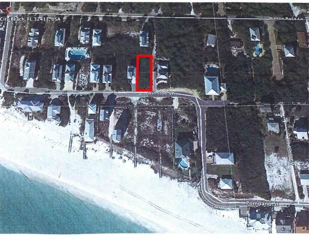 Lot 11 Winston Lane, Inlet Beach, FL 32461 (MLS #856901) :: Better Homes & Gardens Real Estate Emerald Coast