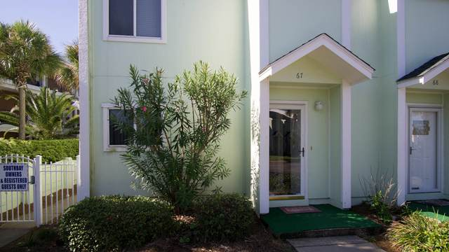 940 E Hwy 98 #67, Destin, FL 32541 (MLS #856907) :: Classic Luxury Real Estate, LLC