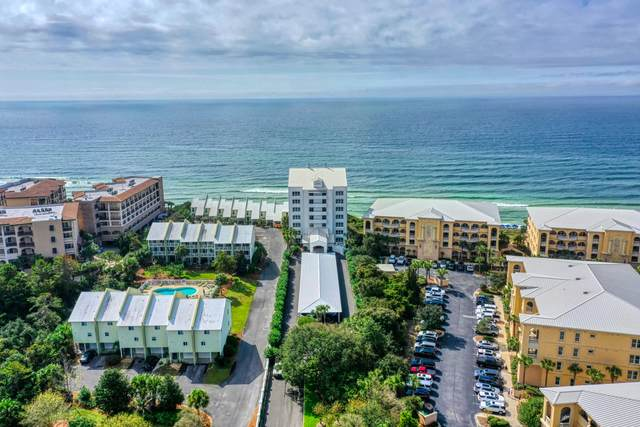 2393 W Co Highway 30-A Unit 202, Santa Rosa Beach, FL 32459 (MLS #856915) :: Coastal Luxury