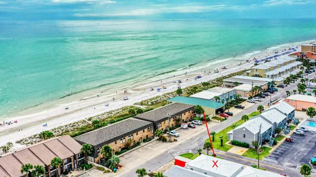 7904 Surf Dr. #16, Panama City Beach, FL 32408 (MLS #856949) :: Back Stage Realty