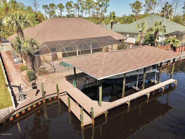 7135 Dolphin Bay Boulevard, Panama City Beach, FL 32407 (MLS #856978) :: Berkshire Hathaway HomeServices Beach Properties of Florida