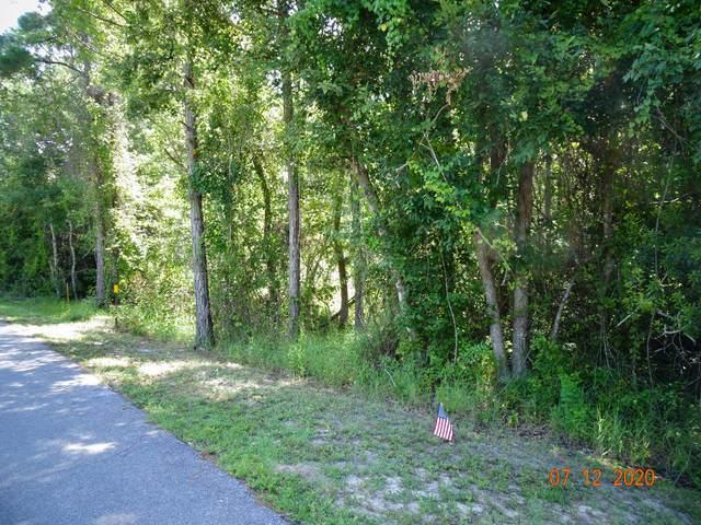 0 Pisces Drive, Santa Rosa Beach, FL 32459 (MLS #857001) :: Coastal Luxury