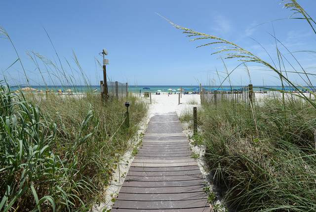 15413 Front Beach Road # 409, Panama City Beach, FL 32413 (MLS #857011) :: Berkshire Hathaway HomeServices Beach Properties of Florida