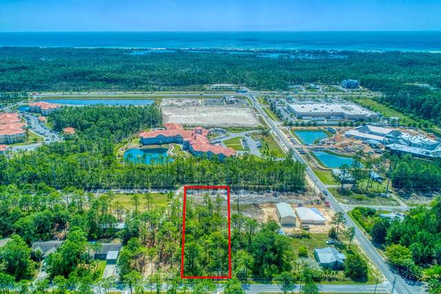 Lot 3 Starlight Lane, Santa Rosa Beach, FL 32459 (MLS #857031) :: Berkshire Hathaway HomeServices PenFed Realty
