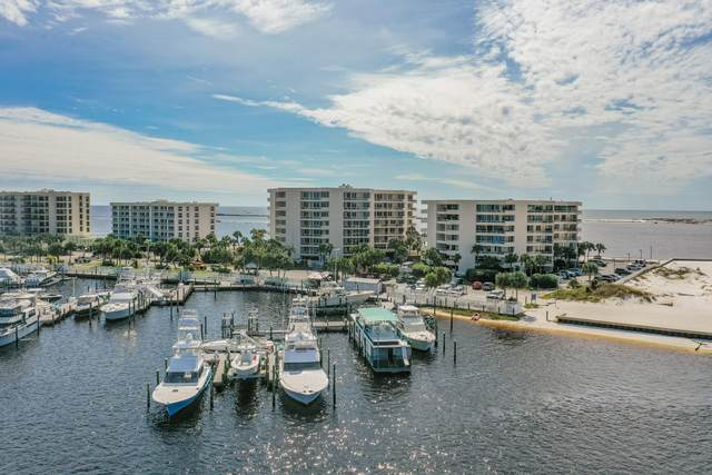100 Gulf Shore Drive Slip A-7, Destin, FL 32541 (MLS #857080) :: The Beach Group