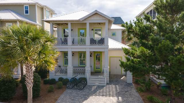 140 Flip Flop Lane, Inlet Beach, FL 32461 (MLS #857118) :: Better Homes & Gardens Real Estate Emerald Coast