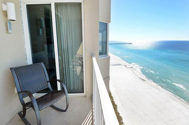 16819 Front Beach Road Unit 1108, Panama City Beach, FL 32413 (MLS #857122) :: Berkshire Hathaway HomeServices Beach Properties of Florida