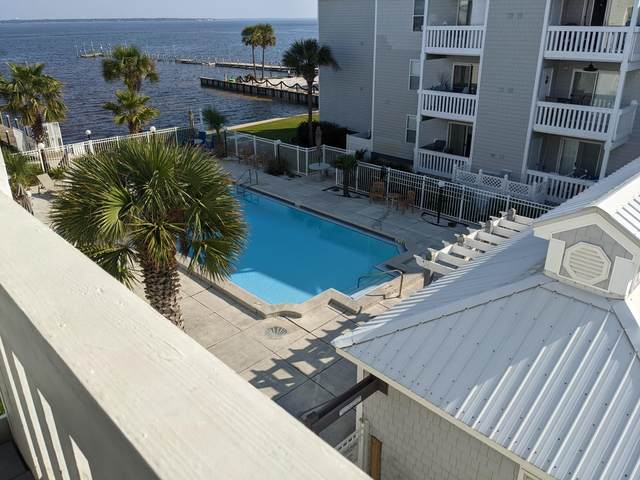 1330 SE Miracle Strip Parkway Unit 304, Fort Walton Beach, FL 32548 (MLS #857146) :: The Ryan Group