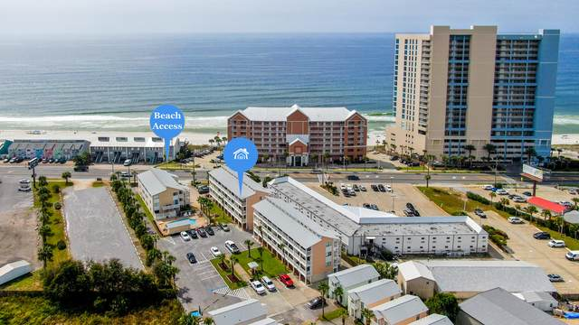 17214 Front Beach Road # 26, Panama City Beach, FL 32413 (MLS #857155) :: Better Homes & Gardens Real Estate Emerald Coast