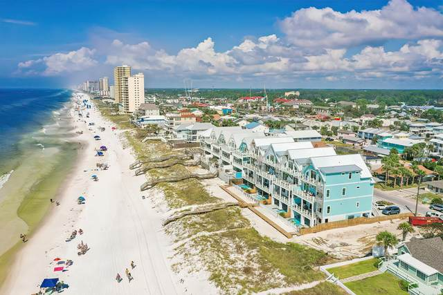 8311 Surf Drive, Panama City Beach, FL 32408 (MLS #857167) :: ENGEL & VÖLKERS