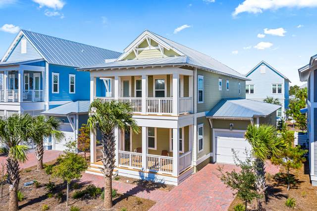 67 E Crabbing Hole Lane Lane, Inlet Beach, FL 32461 (MLS #857199) :: Better Homes & Gardens Real Estate Emerald Coast