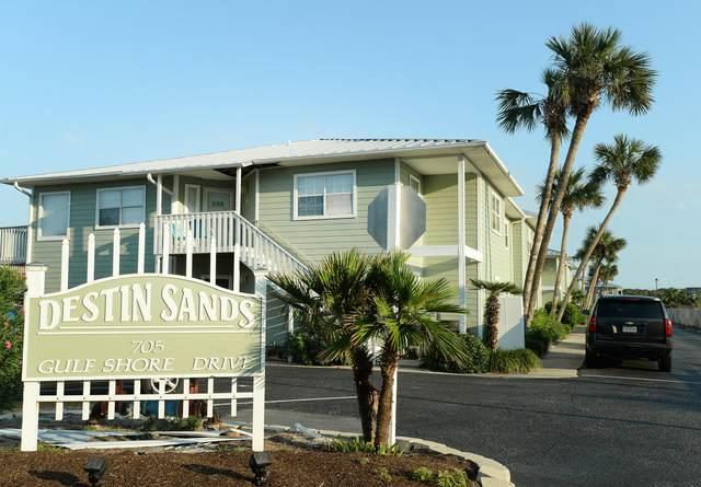 705 Gulf Shore Drive Unit 401, Destin, FL 32541 (MLS #857263) :: 30A Escapes Realty