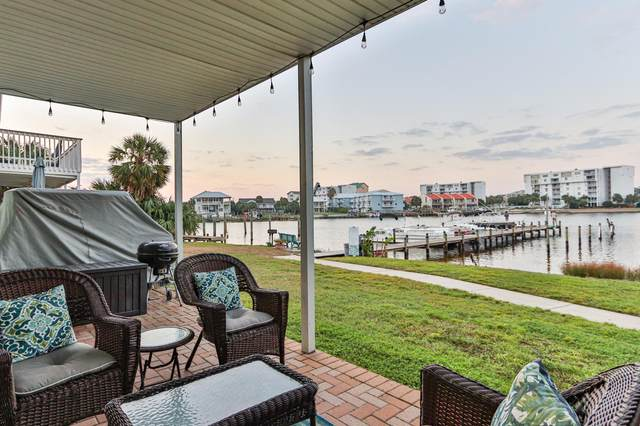 705 Gulf Shore Drive Unit 104, Destin, FL 32541 (MLS #857275) :: Berkshire Hathaway HomeServices PenFed Realty
