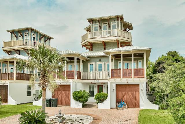 8045 E County Hwy 30A, Panama City Beach, FL 32461 (MLS #857293) :: 30A Escapes Realty
