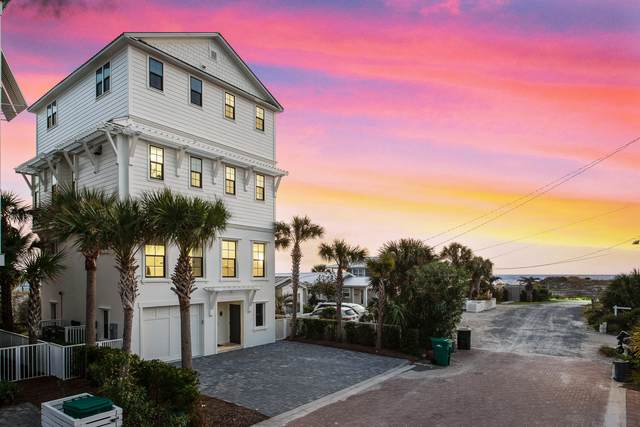 94 N Emerald Cove Lane, Inlet Beach, FL 32461 (MLS #857303) :: Rosemary Beach Realty