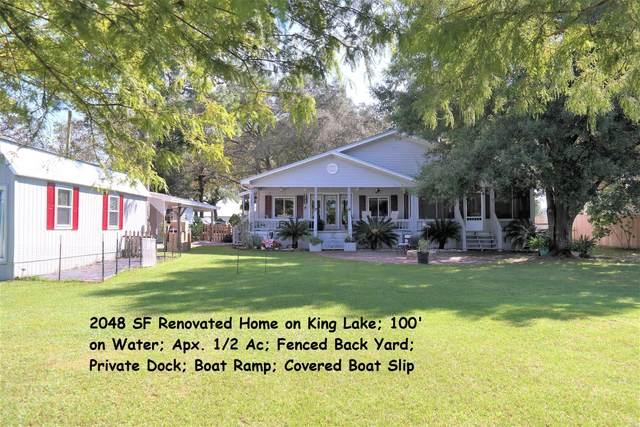 924 Paradise Island Drive, Defuniak Springs, FL 32433 (MLS #857307) :: Briar Patch Realty