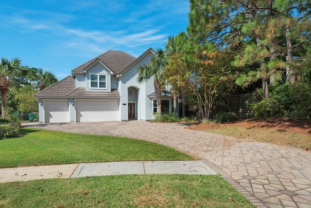 4700 Lantana Lane, Destin, FL 32541 (MLS #857308) :: The Premier Property Group