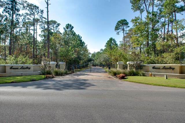 Lot I-8 Mallard Lane, Santa Rosa Beach, FL 32459 (MLS #857325) :: The Ryan Group