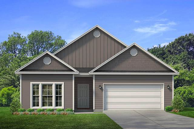 421 Lightning Bug Lane Lot 18, Freeport, FL 32439 (MLS #857333) :: Berkshire Hathaway HomeServices PenFed Realty