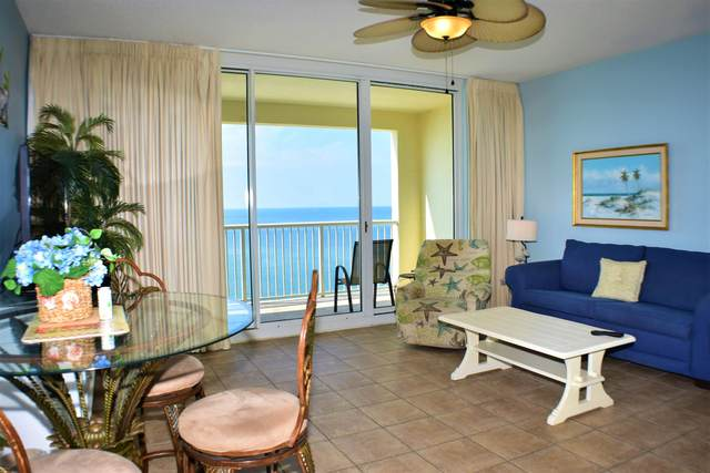 10901 Front Beach Road Unit 1105, Panama City Beach, FL 32407 (MLS #857422) :: The Beach Group
