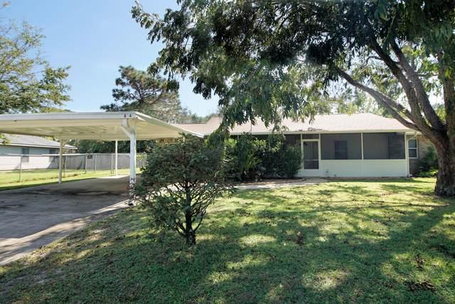 8341 Miranda Street, Navarre, FL 32566 (MLS #857424) :: Engel & Voelkers - 30A Beaches