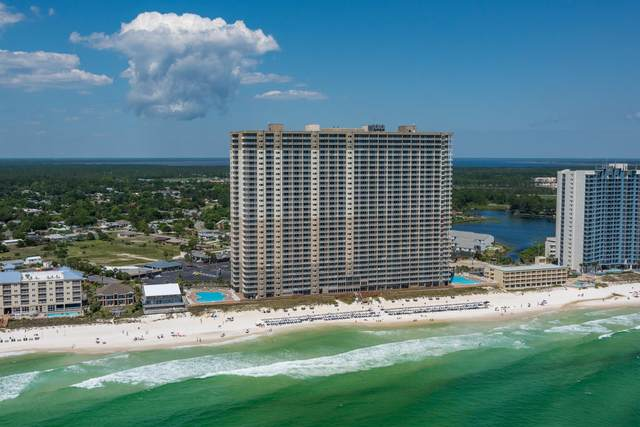 16819 Front Beach Road Unit 1203, Panama City Beach, FL 32413 (MLS #857462) :: Engel & Voelkers - 30A Beaches