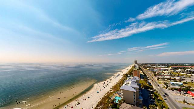 16819 Front Beach Road Unit 1500, Panama City Beach, FL 32413 (MLS #857463) :: The Beach Group