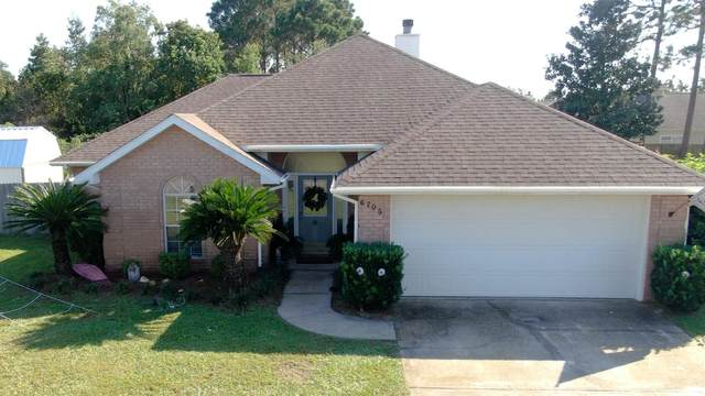 6705 Sea Gate Drive, Navarre, FL 32566 (MLS #857480) :: Vacasa Real Estate