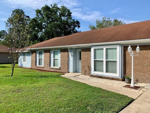 422 Jo Ellen Lane, Fort Walton Beach, FL 32547 (MLS #857486) :: EXIT Sands Realty